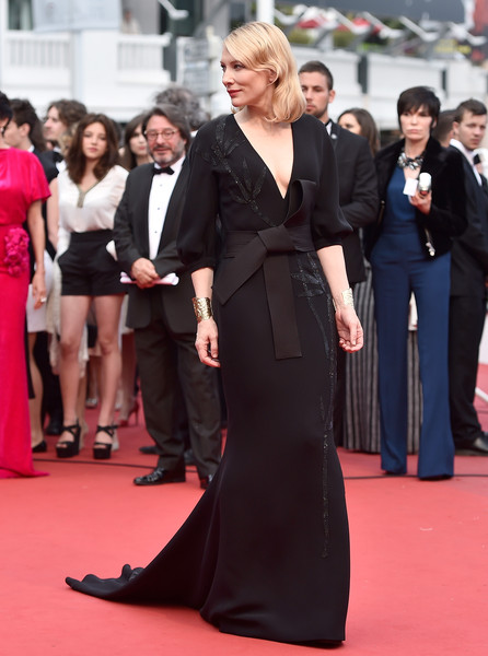 Cate Blanchett Evening Dress