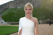 Cate Blanchett One Shoulder Dress