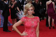 Catherine Tyldesley Fishtail Dress