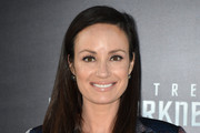 Catt Sadler Long Straight Cut