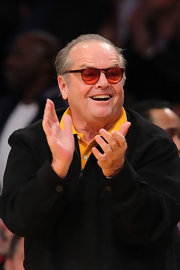 Jack Nicholson Sunglasses January 2017
