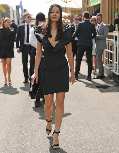 More Pics of Jessica Gomes Little Black Dress (1 of 22) - Jessica Gomes Lookbook - StyleBistro