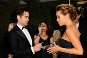 Alicja Bachleda and Colin Farrel Photo