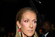 Celine Dion Dangle Decorative Earrings