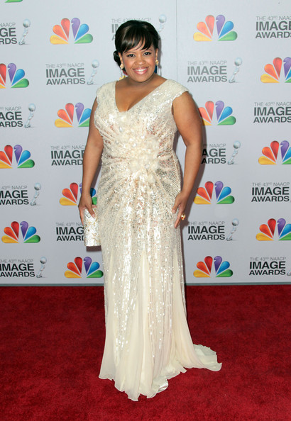 Chandra Wilson Beaded Dress