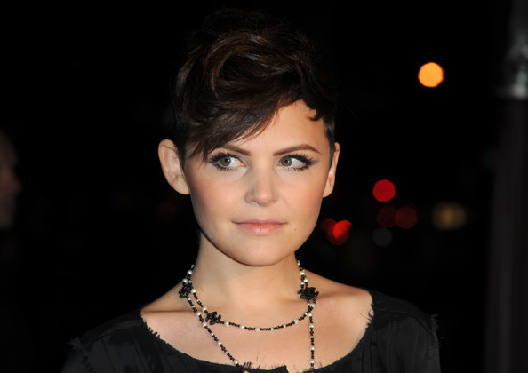 More Pics of Ginnifer Goodwin Beaded Lariat Necklace (1 of 10) - Lariat Necklaces Lookbook - StyleBistro
