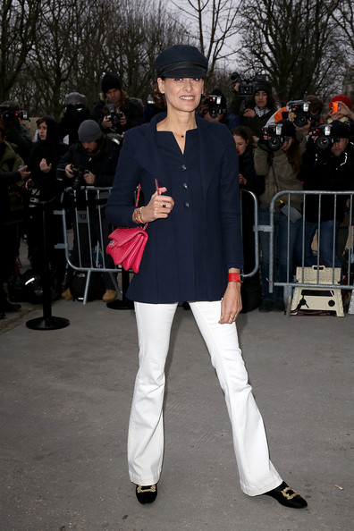 More Pics of Ines de la Fressange Blazer (1 of 7) - Blazer Lookbook - StyleBistro