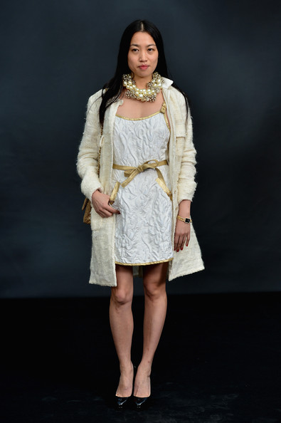 More Pics of Yi-Zhou Wool Coat (1 of 2) - Wool Coat Lookbook - StyleBistro