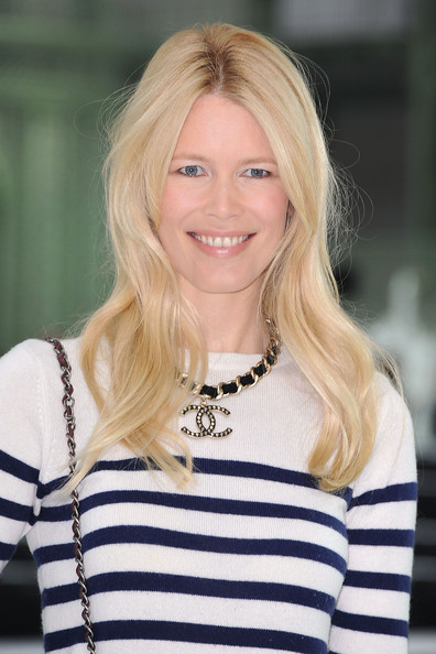 More Pics of Claudia Schiffer Gold Pendant (1 of 10) - Claudia Schiffer Lookbook - StyleBistro