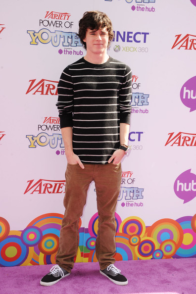 charlie mcdermott. Actor Charlie McDermott arrives at Variety#39;s 4th Annual Power of Youth event