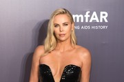 Charlize Theron Box Clutch