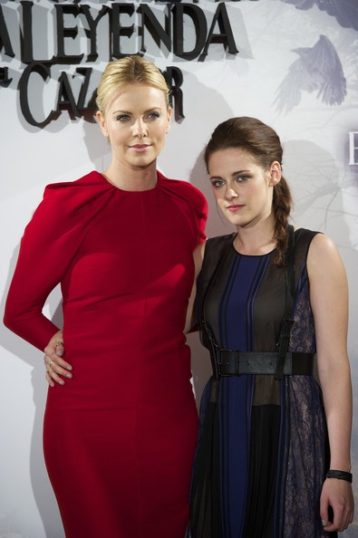 'Snow White and the Huntsman' Madrid Photocall