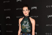 Charlotte Casiraghi Halter Dress