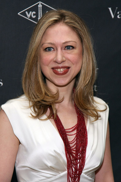 Chelsea Clinton Multi Beaded Necklace