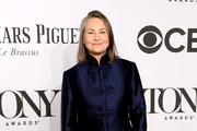 Cherry Jones Evening Coat