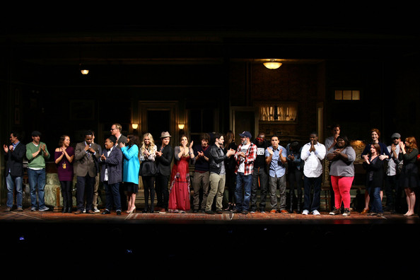 The 24 Hour Plays On Broadway - Curtain Call