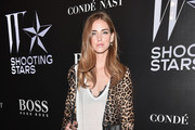 Chiara Ferragni Leather Jacket