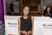 China Anne Mcclain Jumpsuit