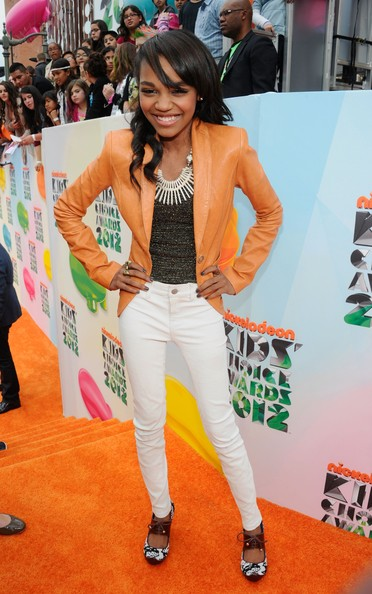 China Anne Mcclain Leather Jacket