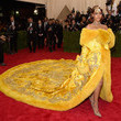 Rihanna In Guo Pei Couture, 2015