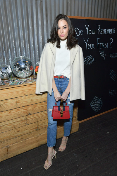 Chloe Bridges Leather Purse