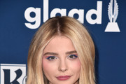 Chloe Grace Moretz Jewel Tone Eyeshadow