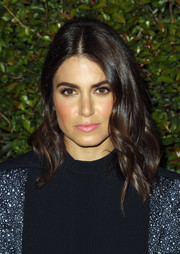 Nikki Reed looked stunning at the Chloe LA fashion show and dinner wearing her hair in gentle waves.