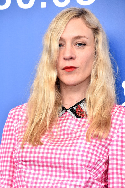 Chloe Sevigny Long Side Part