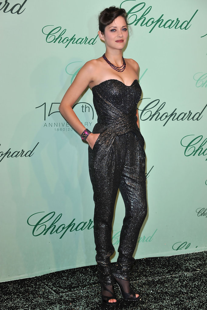 Marion+Cotillard in Chopard 150th Anniversary Party - Arrivals 63rd Cannes Film Festival