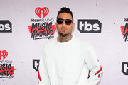Chris Brown Ripped Jeans