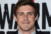 Chris Lowell Knit Tie
