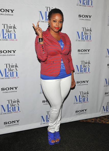 Chrisette Michele Blazer