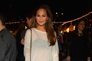 Chrissy Teigen Boatneck Sweater