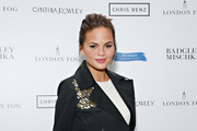 Chrissy Teigen Oversized Clutch