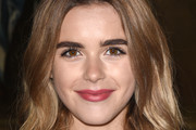 Kiernan Shipka Medium Wavy Cut