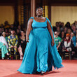Danielle Brooks at Christian Siriano