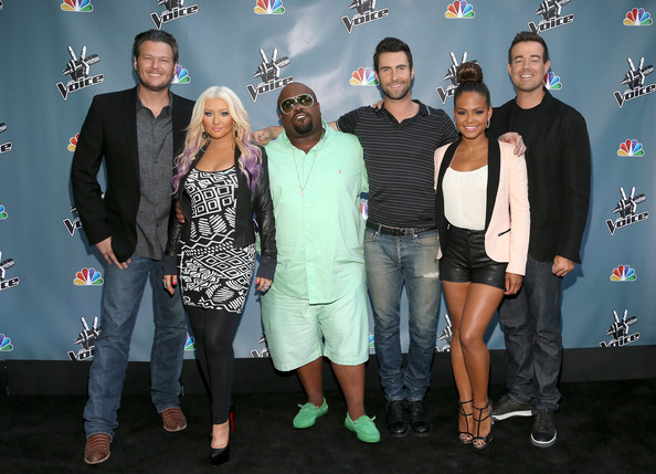 "NBCUniversal's ""The Voice"" Press Junket And Cocktail Reception"