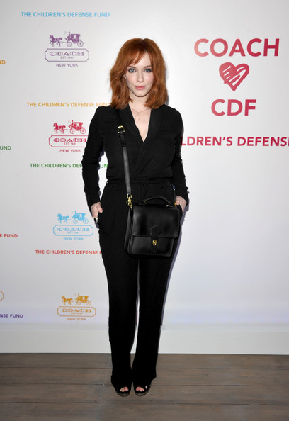 Christina Hendricks Satchel