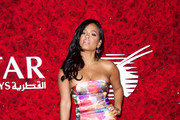 Christina Milian Fishtail Dress