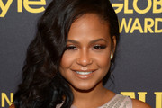 Christina Milian Side Sweep