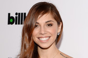 Christina Perri Long Wavy Cut