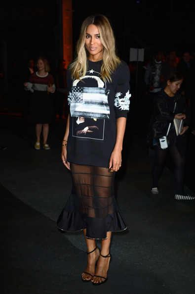 Ciara Long Skirt - Ciara Looks - StyleBistro