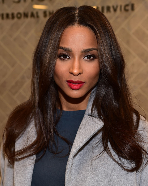 Ciara Red Lipstick