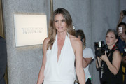Cindy Crawford Halter Dress
