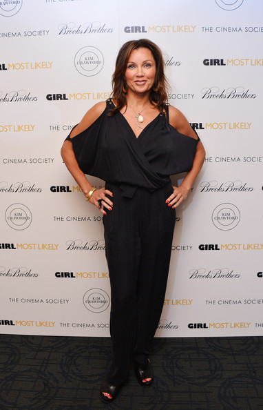 More Pics of Vanessa Williams Jumpsuit (2 of 5) - Vanessa Williams Lookbook - StyleBistro