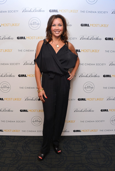 More Pics of Vanessa Williams Jumpsuit (3 of 5) - Vanessa Williams Lookbook - StyleBistro