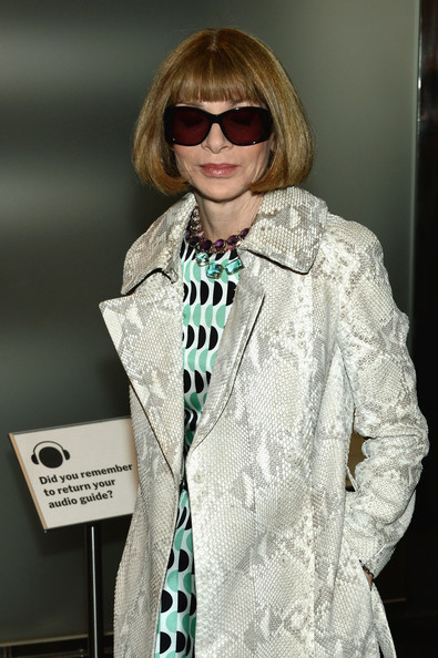 More Pics of Anna Wintour Trenchcoat (2 of 3) - Anna Wintour Lookbook - StyleBistro