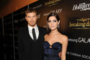 Ashley Greene and Kellan Lutz Photo