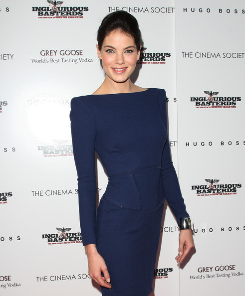More Pics of Michelle Monaghan Cuff Bracelet (3 of 9) - Michelle Monaghan Lookbook - StyleBistro [inglourious basterds,michelle monaghan,arrivals,screening,new york city,sva theater,the cinema society hugo boss,cinema society screening]