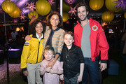 Minnie Driver and Henry Story Driver Photo